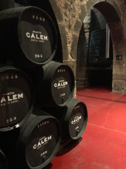 Calem wine cellar